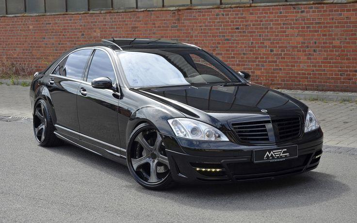 2014 MEC Design Mercedes-Benz S500