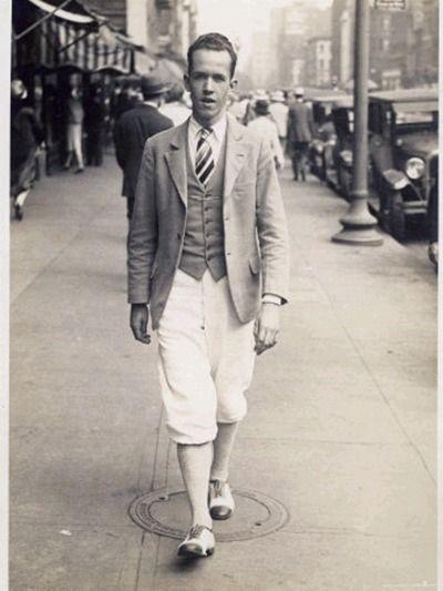 1920s Dapper Gentleman - Emcee