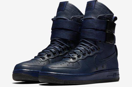 http://SneakersCartel.com The Nike Special Field Air Force 1 Binary Blue Will Release Later This Month #sneakers #shoes #kicks #jordan #lebron #nba #nike #adidas #reebok #airjordan #sneakerhead #fashion #sneakerscartel