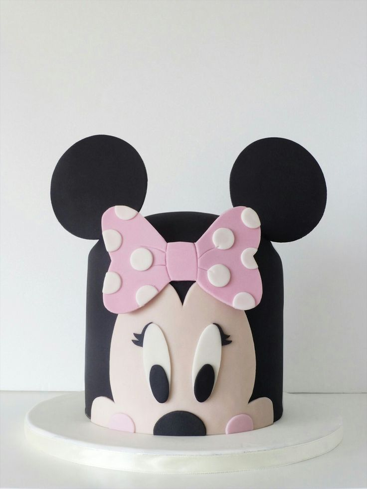 25 beste idee n over minnie mouse taart op pinterest minnie mouse taart en minnie mouse feestje - Minni et mickey ...