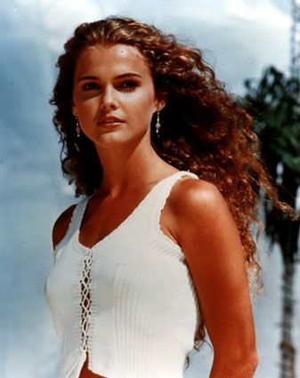 Kari Russel -I love her hair best when it looks like this