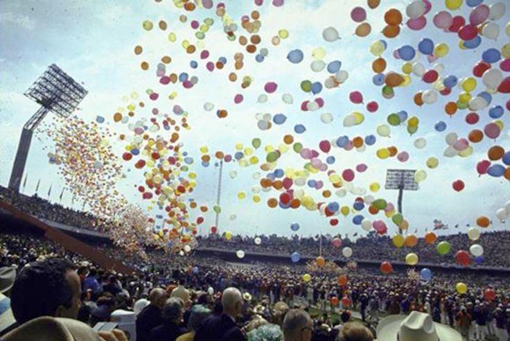 Asi fue la Ceremonia de Inauguración de México 1968 12c8beaf5b4d2c1c803b1cd615c902bd