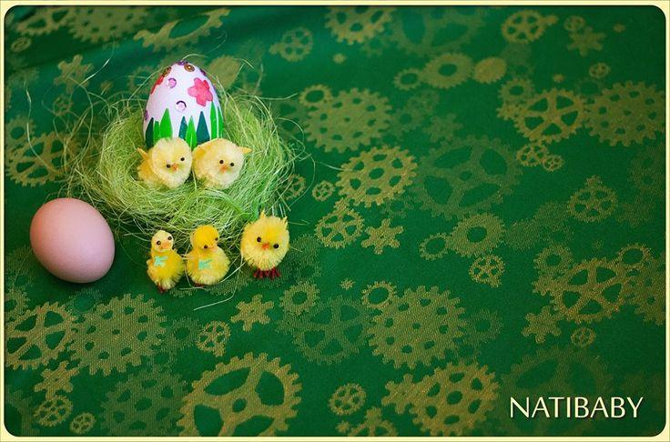 Natibaby Cogwheels Easter 2014 (Hemp Blend)