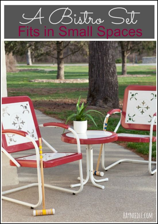 Bistro Set. Paradise CoveArm ChairsOutdoor ...