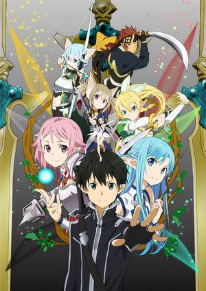 Finally watched SAO 2!!! In enlgish sub though :''( Love dub a million times more, sorry