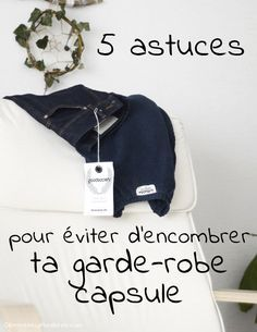 5 astuces pour éviter les achats intempestifs de vêtements !