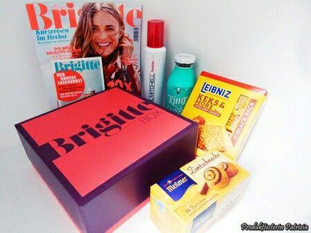 #Werbung: Das ich ein Fan von der BRIGITTE Box bin und mich jedes Mal wie ein kleines Kind freue, wenn der Postbote die aktuelle Ausgabe bringt, ist kein Geheimnis mehr. Der Inhalt ist stets gigantisch, hochwertig und über den Warenwert muss man nichts mehr sagen - der verschlägt einem fast die Sprache!  Die BRIGITTE Box Nr. 5 enthält 8 Beauty-Produkte + 4 Bonbons (Überraschungen) sowie die BRIGITTE Zeitschrift, in der sich interessante Pröbchen befinden. 😍