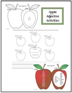 descriptive essay on apple fruit If i was writing a contrast essay describing the differences between  i could  contrast apples and oranges because they are both fruit, or i could.