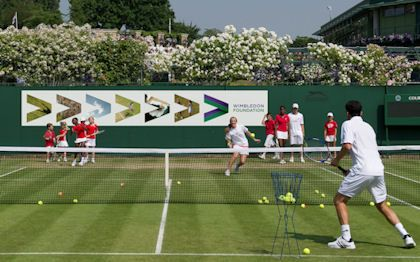 The All England Lawn Tennis Club established the Wimbledon Foundation at the end of June in order to consolidate its charitable and community-centred activities. The new body will allow for a more cohesive and coordinated approach to the Club's charitable and development work.