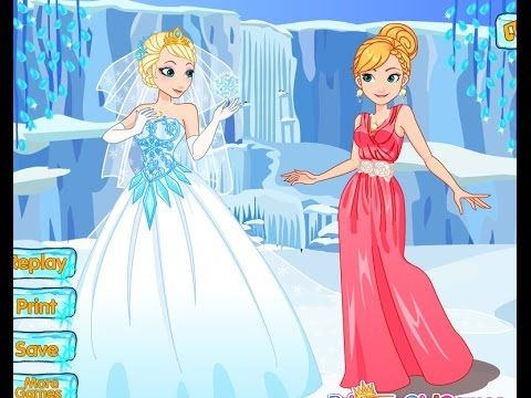 Elsa ready to get married, Anna as her good sister, want to be her maid of honor, must dress nicely, she has a lot of beautiful clothes and jewelry, how to dress well, can you give some advice?