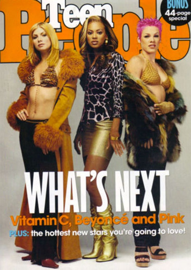 9 Magazine Covers That Will Transport You To The Early 2000s