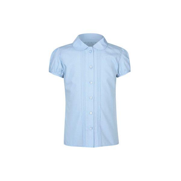 Womens White Sleeveless Collared Shirt