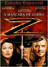 A Máscara do Zorro                                                                                                                                                                                 Mais