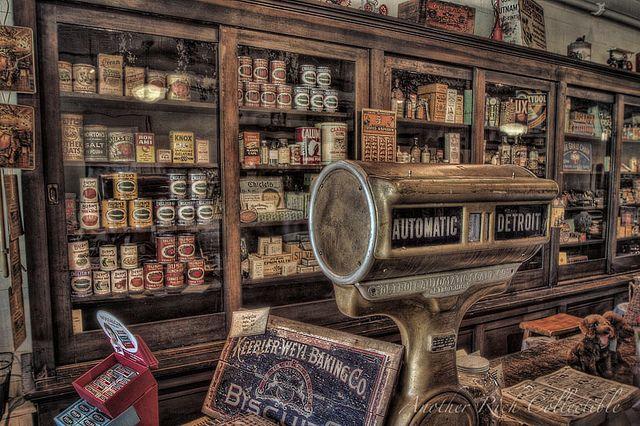 Bush's Baked Beans Sale Counter by Steve'53, via Flickr
