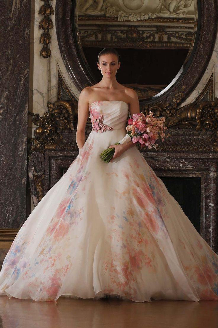 Romona Keveza Collection New York Bridal Market 2016