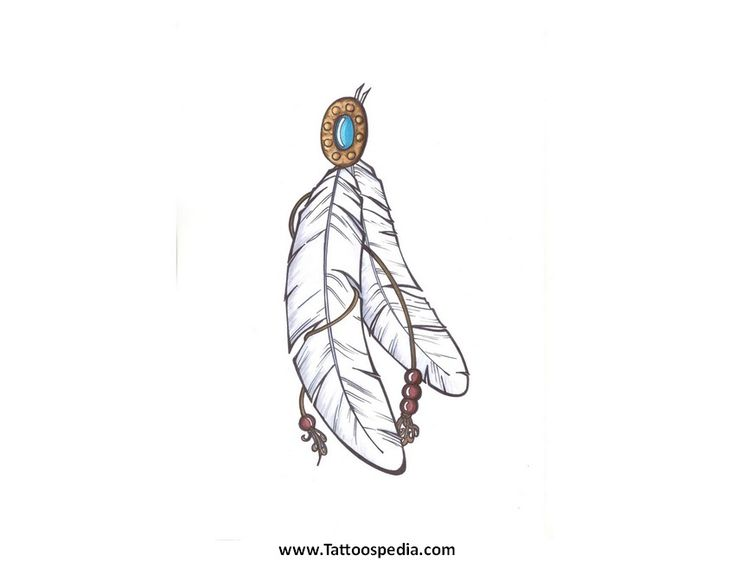 Red%20Indian%20Feather%20Tattoo%20Meaning%203 Red Indian Feather Tattoo Meaning 3