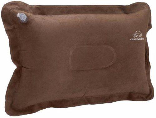 Travesseiro Inflável Antiderrapante Smart Guepardo Viagem - R$ 31,90