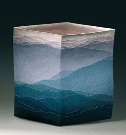Miyashita Zenji  -colored clay overlay