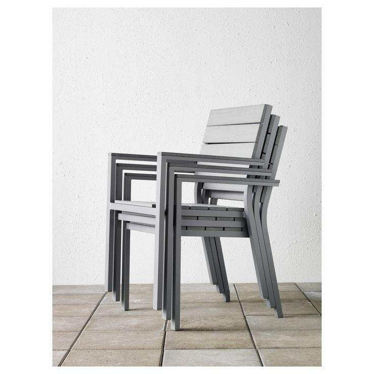 FALSTER καρέκλα με μπράτσα - IKEA