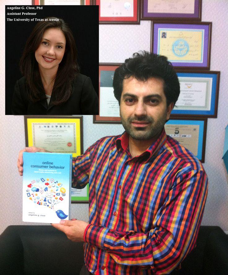 کتاب رفتار مصرف کننده آنلاین، نخستین کتاب در حوزه ...