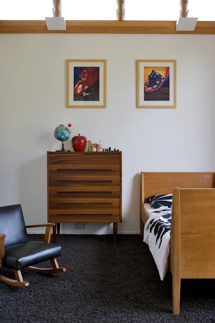 The other angle of the childrens bedroom fitout in Narrabeen for Matt elkon architect. Shot by Simon Whitbread photography.