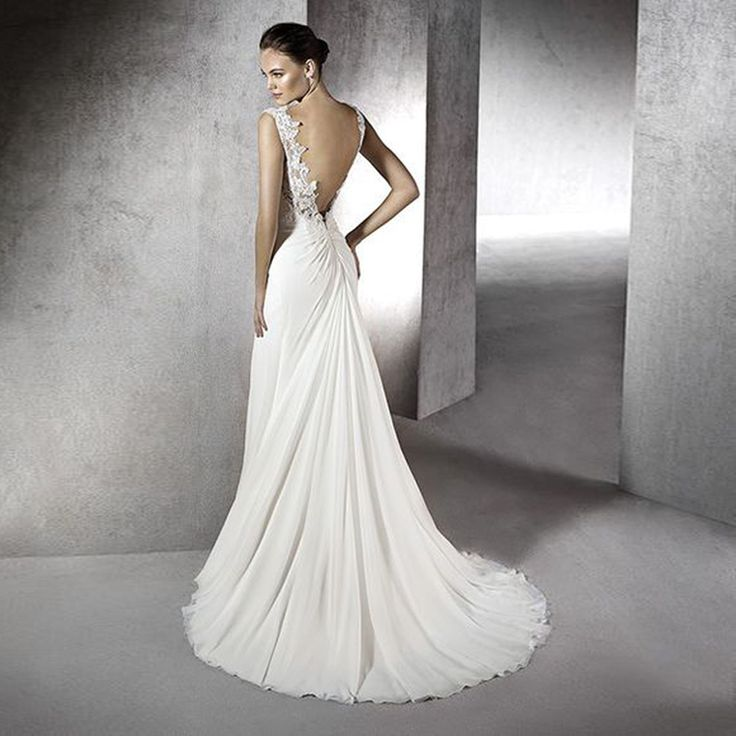 Fashionably Yours - Zahara Wedding Gown By San Patrick, please call 02-9487 4888 for pricing. (http://www.fashionably-yours.com.au/zahara_wedding_gown_by_san_patrick/)
