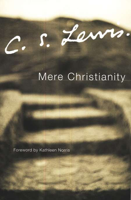 Great book, love C.S. Lewis
