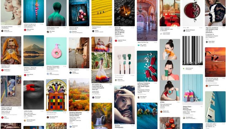 Pinterest, como nos gusta