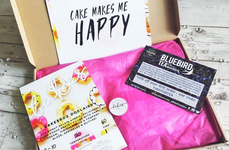 BakesBox Birthday Edition 2016
