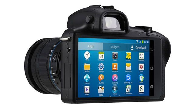 Android Comes to Samsung Cameras, Windows PCs