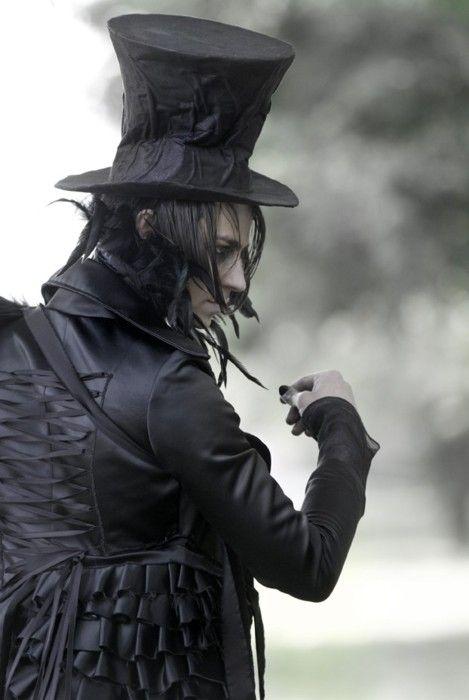 Steampunk/Gothic Gentleman | Beauty | Fashion | Costume | Creativity |