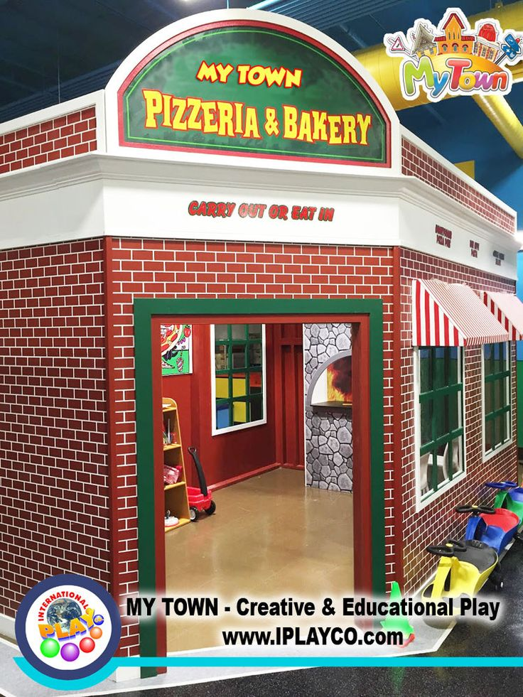 """My Town has arrived. This is an exciting new interactive edutainment experience offering structured programs and free play experience. #DramaticPlay #weBUILDfun Little guests explore and discover what it's like to be a banker, a teacher, a baker, a pilot, a doctor, maybe a chef... or choose from many other exciting """"My Town Life Play"""" experiences."""