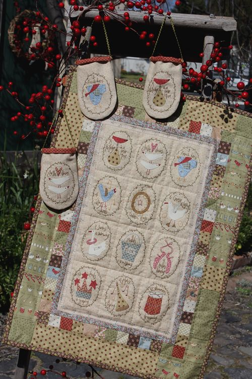Anni Downs fabric