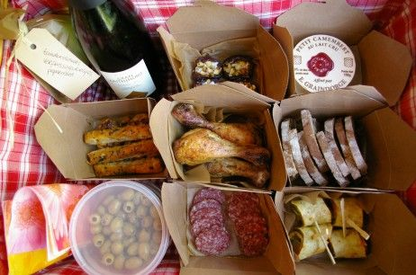 The Picnic Company (The Netherlands). It provides ready-made picnics to be enjoyed anywhere in Amsterdam!