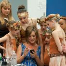 """Abby's Back! Flip through never-before-seen """"Dance Moms"""" Season 2 photos of Abby, the dancers and the Moms on myLifetime.com."""