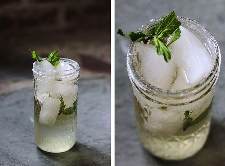 Juicy Julep Virgin Mint Julep Recipe -