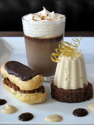 Espresso - Chocolate Trio | Have your cake and eat it | Pinterest
