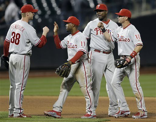 Kyle Kendrick is on the mound as the Phillies open the second half against the Mets. Here's tonight's preview with game notes, lineups and more: http://www.philliesnetwork.com/?p=9531
