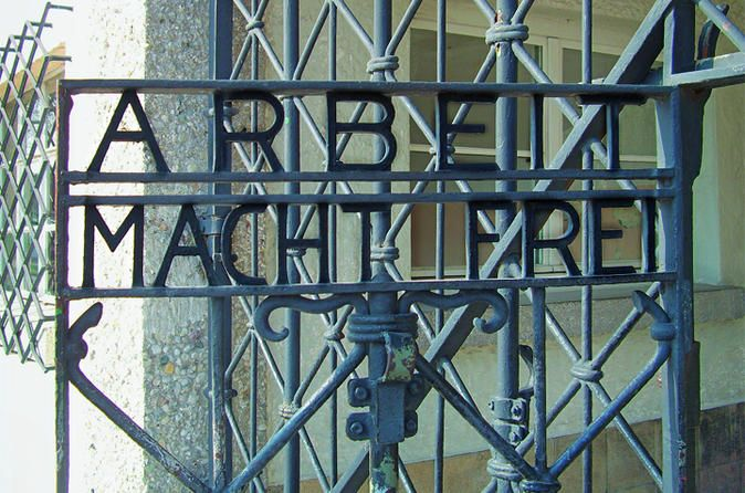 Half-Day Dachau Concentration Camp Memorial Site Walking Tour with a Local Guide from Munich by Train $26 per person
