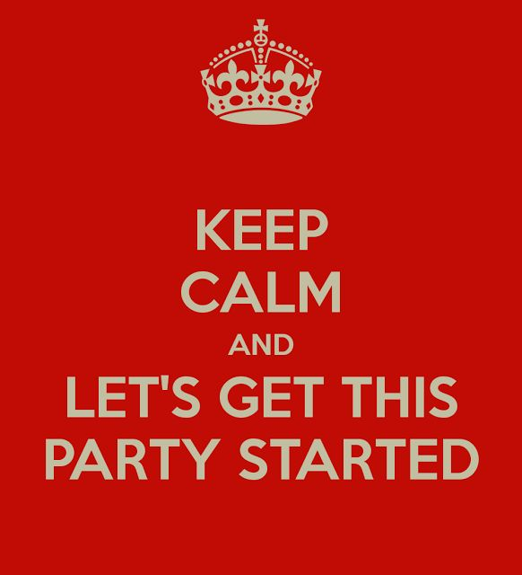 Apollon dance studio...: Let's get this Party started!