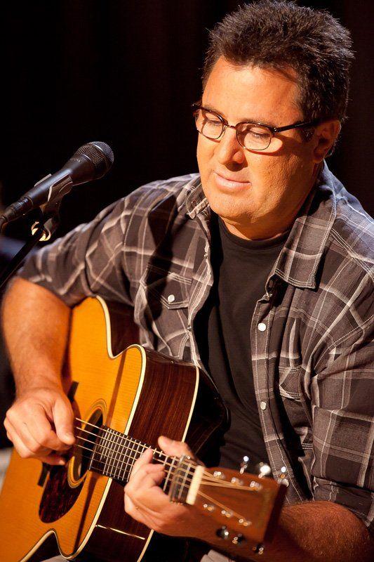 Vince Gill 2000 in Nashville