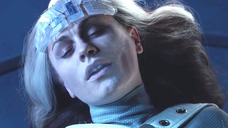 X-MEN: DAYS OF FUTURE PAST - THE ROGUE CUT Movie Clip - Wake Up (2015) A... look at his FACE