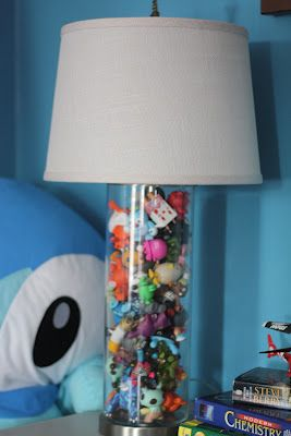 MY Old Country House: BOYS ROOM LAMPS