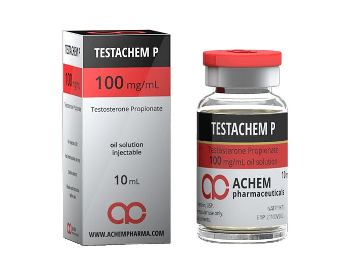 Buy Testosterone Propionate Testachem P online. Pharma grade steroids for sale from Achem Pharmaceuticals. #injections #injectablesteroids #steroids #steroidsforsale #buysteroids #testosterone #buy #pharmacology #medical #muscle #gains #bodybuilding #quality