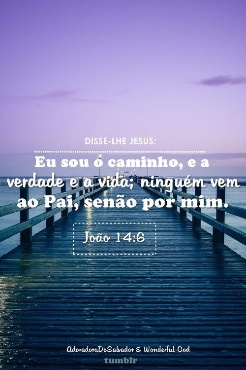 Só Jesus salva!
