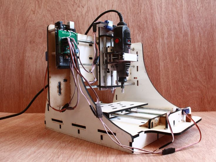 Makesmith CNC - The Most Affordable Desktop CNC Router by Bar Smith & Tom Beckett — Kickstarter
