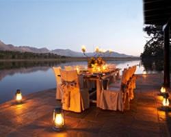 Lodge - Bartholomeus Klip, #Riebeekkasteel is a charming small hotel for only 16 guests on a working wheat and sheep farm just over an hour away from Cape Town – ideally situated for exploring the famous winelands.