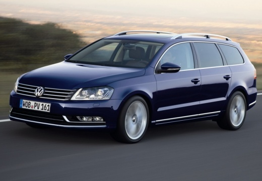 VW Passat Variant 2011