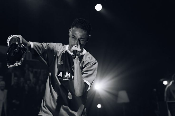 Before the show – Loyle Carner @Shepherds Bush Empire, 18/02/2017