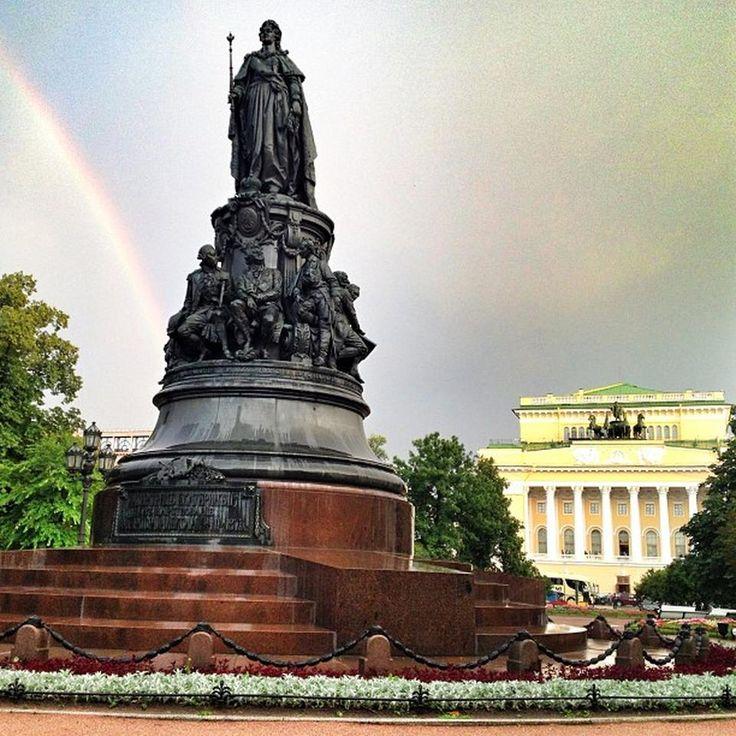 Екатерининский сквер / Catherine Public Garden - №78 - Санкт-Петербург